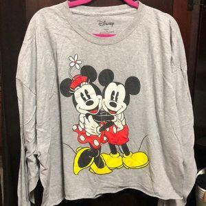 Disney crop top